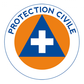 Logo de la Protection Civile