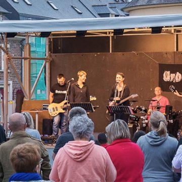 Concert au centre-ville de Bruz