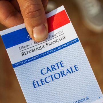 Photo d'une carte d'électeur